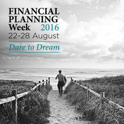 Financial Planning Week, Dare to Dream